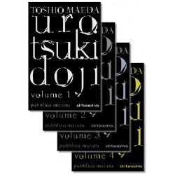 Urotsukidoji (Serie completa 4 volumi)