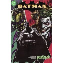 Batman: Pushback