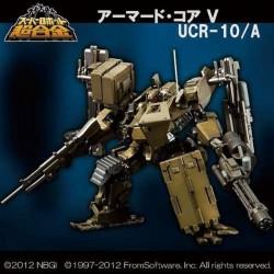 Super Robot Chogokin Armored Core V UCR-10/A