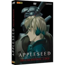 Appleseed - The Movie [Deluxe Edition - 2 DVD]