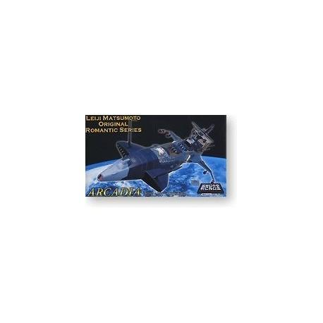 Arcadia (Versione TV - Colorazione Blu)