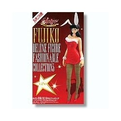 Fujiko DX Fig. Fashionable Collection 3: Red Bunny