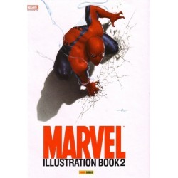 Marvel Illustration Book 2