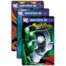 Universo DC: Spettro N. 01 + 02 + 03