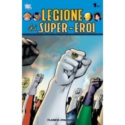 Legione dei Super-Eroi N. 01 (di 4)