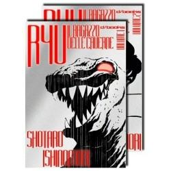 Ryu il ragazzo delle caverne (Serie completa 2 volumi)
