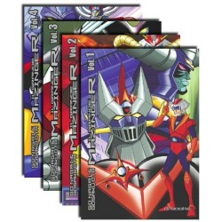 Il Grande Mazinger (Serie completa 4 volumi)