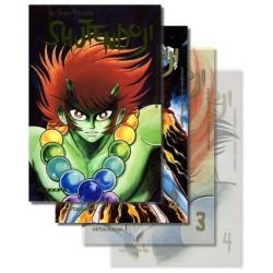 Shutendoji (Serie completa 9 volumi)
