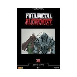 Full Metal Alchemist Vol. 10 Deluxe