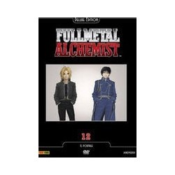 Full Metal Alchemist Vol. 12 Deluxe