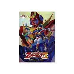 L'Invincibile Zambot 3, Vol. 1 (+ Collector's Limited Box)