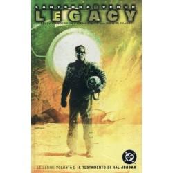 Lanterna Verde: Legacy