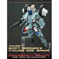 Robotech/Mospeada Cyclone Masterpiece Scott/Stick (VR-052F)