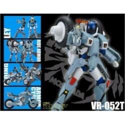 Robotech/Mospeada Cyclone Masterpiece Rand/Ray (VR-052T)