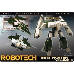 Robotech/Mospeada Beta Fighter Vol.3 (Lunk VFB-9I)
