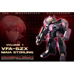Robotech/Mospeada Alpha Fighter Maia Shadow