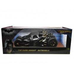 The Dark Knight: Die-cast Batmobile [1:18]