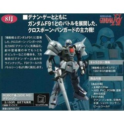 Robot Damashii (Spirit) Denan Zon